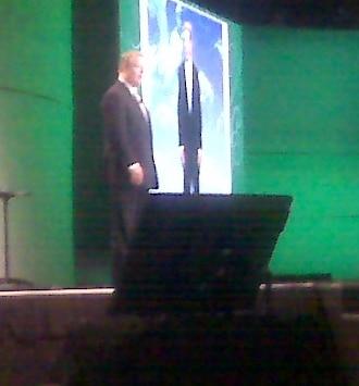 Article photo - Al Gore at CTIA 2009