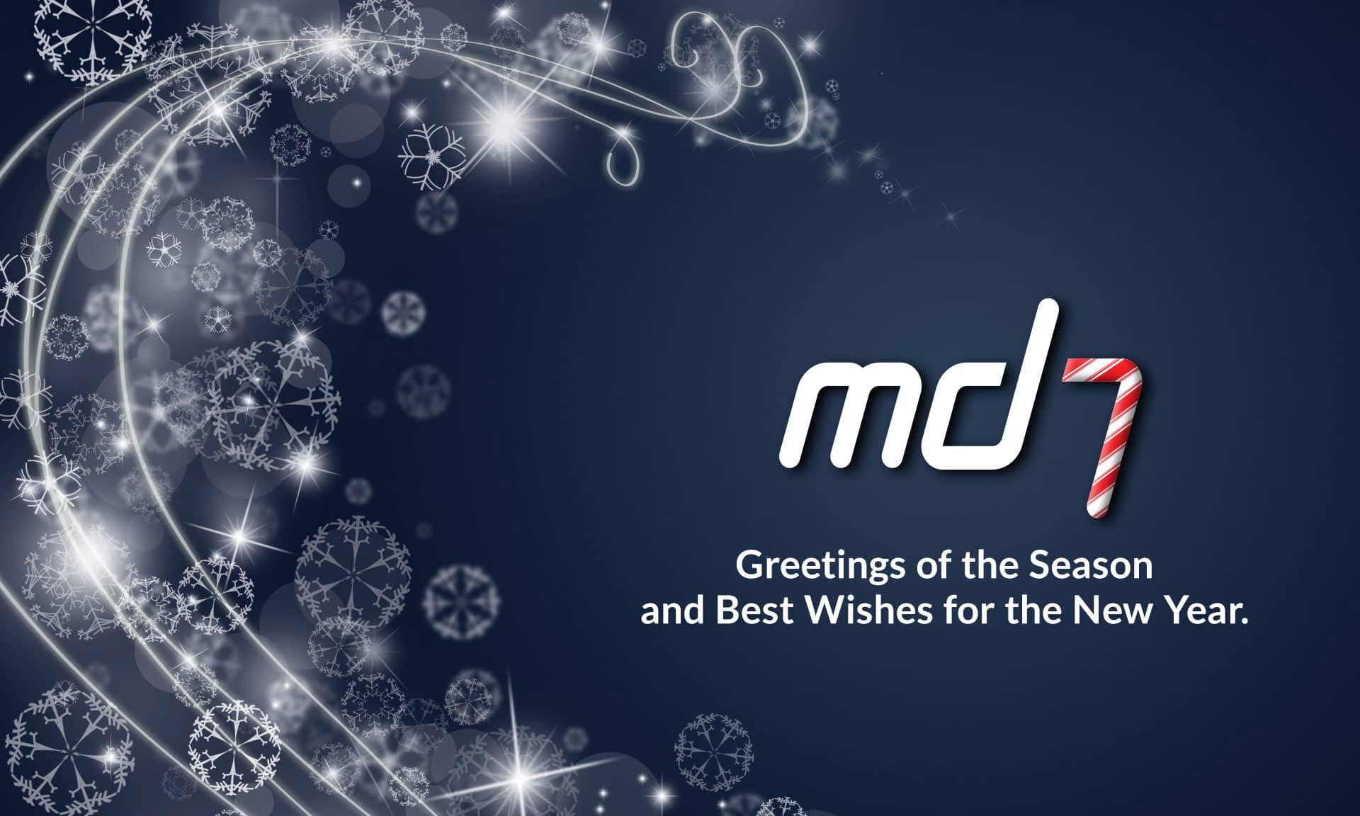 Md7 Seasons Greatings 2018