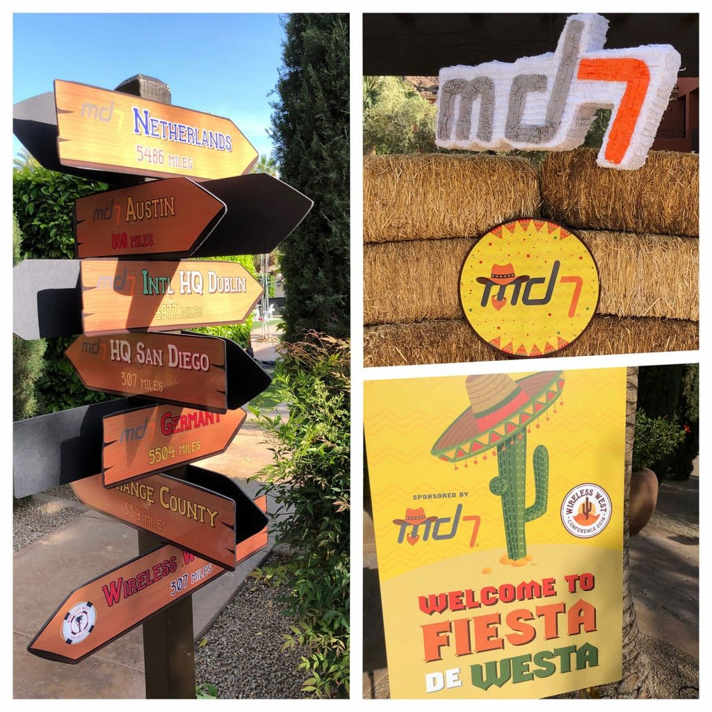 Md7 at Wireless West 2019