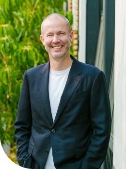 Mark Christenson - President, International & CTO